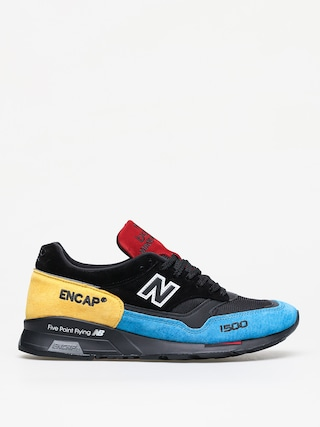 Boty New Balance 1500 (black/blue)