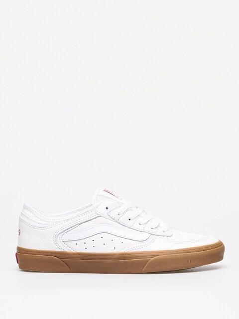 Boty Vans Rowley Classic (true white/gum)