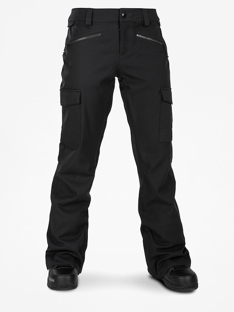 Snowboardové kalhoty  Volcom Grace Stretch Wmn (blk)