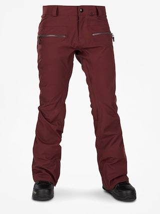 Snowboardovu00e9 kalhoty  Volcom Leo 9.0 Stretch Wmn (scr)
