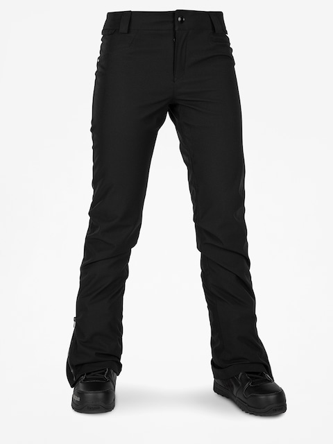 Snowboardové kalhoty  Volcom Battle Stretch Wmn (blk)