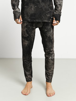Spodnu00ed termopru00e1dlo Burton Midweight Pant (marble galaxy print)
