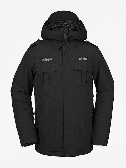 Snowboardová bunda Volcom Creedle 2 Stone (blk)