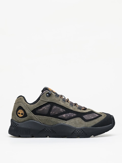 Zimní boty Timberland RipGorge Low (dk green suede wcamo)