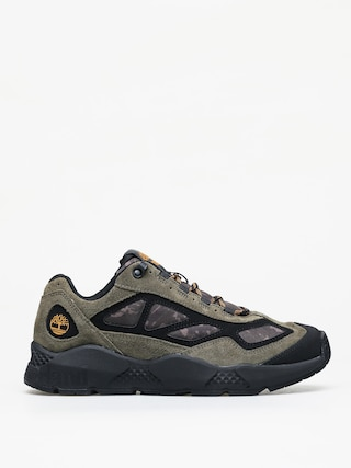 Zimnu00ed boty Timberland RipGorge Low (dk green suede wcamo)