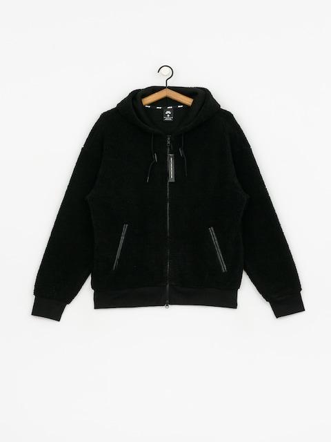 Mikina s kapucí Nike SB Sherpa HD (black/black)