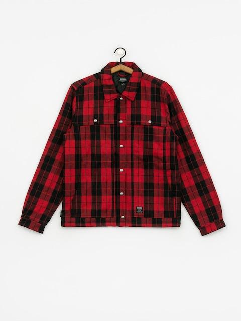 Bunda Etnies Nantan Wool (red/black)