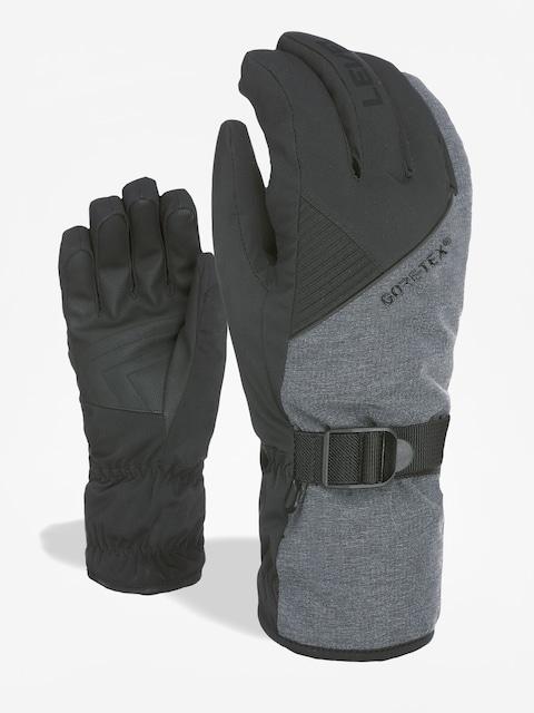 Rukavice Level Astra Gore Tex Wmn (black grey)