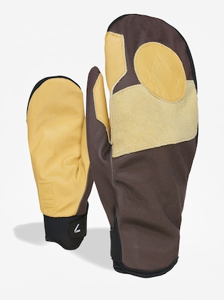 Rukavice Level Pro Rider Mitt (pk brown)