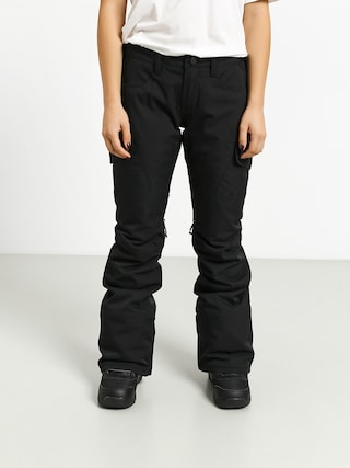 Snowboardové kalhoty  Burton Gloria Ins Wmn (true black)