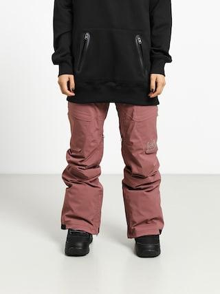 Snowboardovu00e9 kalhoty Burton Ak Gore Summit ins Wmn (rose brown)