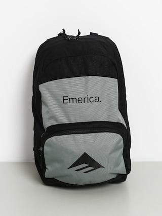Batoh Emerica (black/charcoal)
