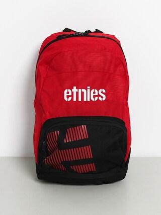 Batoh Etnies Locker (red/black)