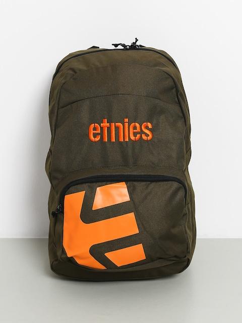 Batoh Etnies Locker (green/orange)