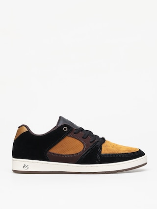 Boty Es Accel Slim (black/brown)