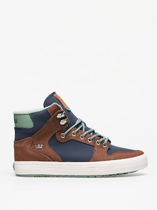 Boty Supra Vaider Cw (navy/brown bone)