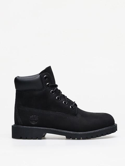 Zimní boty Timberland 6 In Premium (black nubuck)