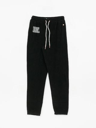 Kalhoty Volcom Lil Fleece Wmn (black)