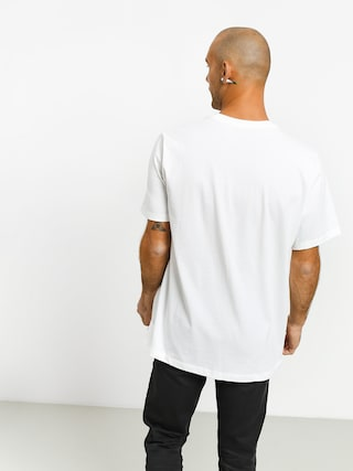 Tričko Nike SB Fake Landing Fs (white/multi color)