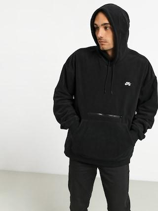 Mikina s kapucu00ed Nike SB Novelty HD (black/white)