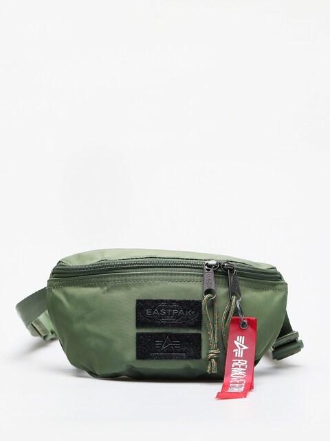 Ledvinka Eastpak x Alpha Industries Springer (alpha dark green)