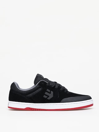 Boty Etnies Marana (black/white/red)