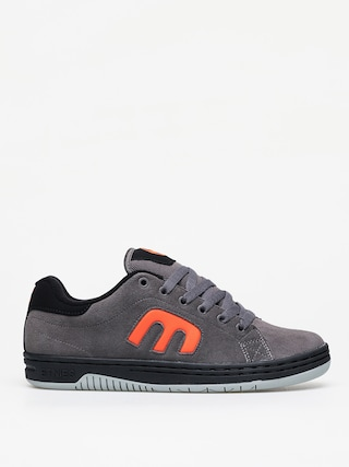 Boty Etnies Calli Cut (grey/black/orange)