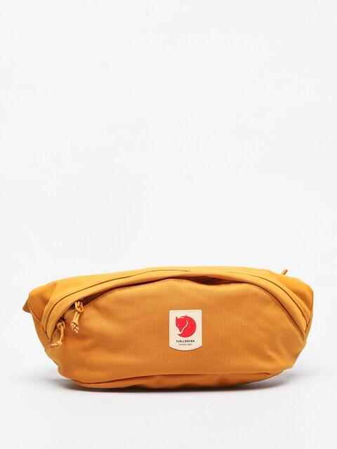 Ledvinka Fjallraven Ulvo Hip Pack Medium (red gold)