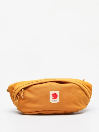 Ledvinka Fjallraven Ulvo Hip Pack Medium (red gold)