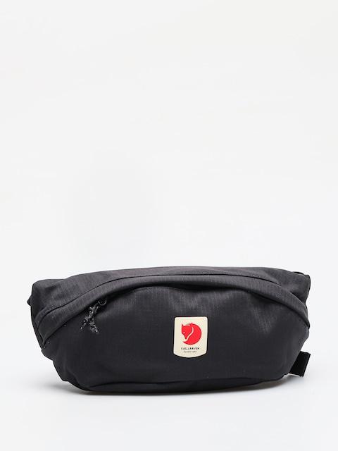 Ledvinka Fjallraven Ulvo Hip Pack Medium (black)