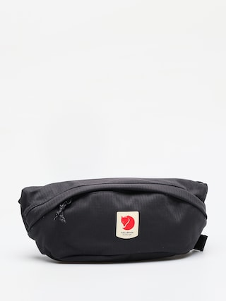 Ledvinka Fjallraven Ulvo Hip Pack Medium (black)