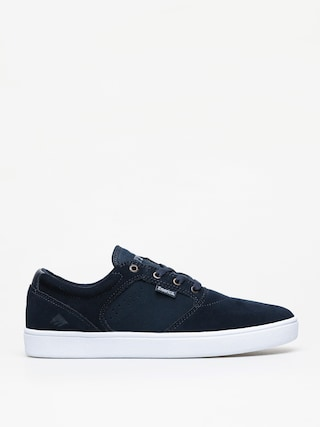 Boty Emerica Figgy Dose (navy/white)