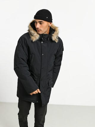 Bunda Carhartt WIP Anchorage Parka (black/black)