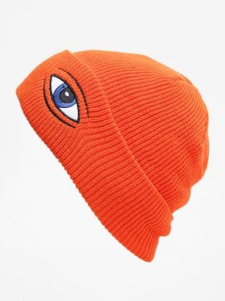 u010cepice Toy Machine Sect Eye Dock Beanie (orange)