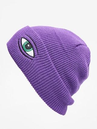 u010cepice Toy Machine Sect Eye Dock Beanie (purple)