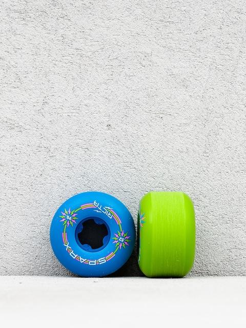 Kolečka Ricta Sparx Mix Up 99 (blue/green)