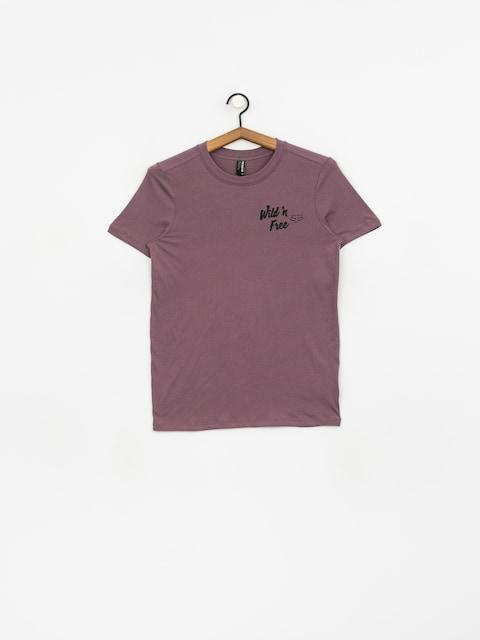 Tričko Fox Mojave Wmn (pur)