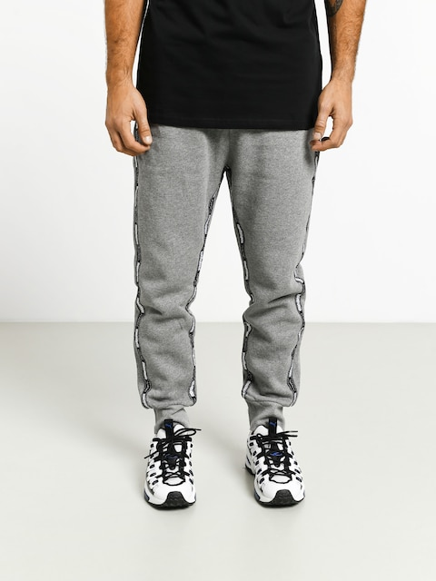 Kalhoty MassDnm Gap Sneaker Fit (light heather grey)