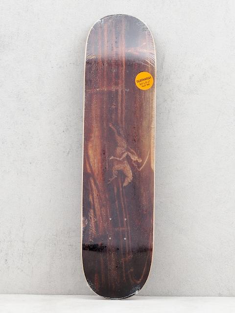Deska Deathwish Pale Rider (brown)