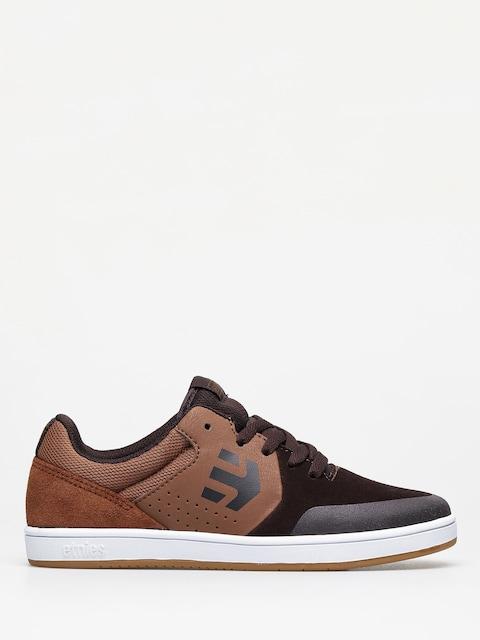 Dětské boty Etnies Marana (brown/tan)