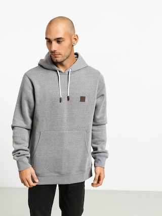 Mikina s kapucu00ed Element Heavy HD (grey heather)