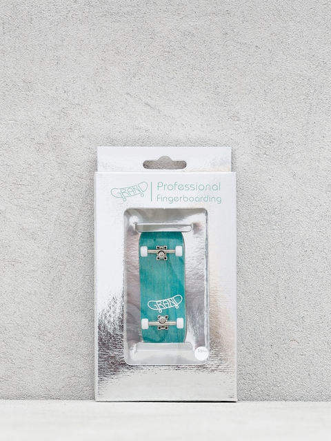 Fingerboard Grand Fingers Pro (turquoise/silver/white)
