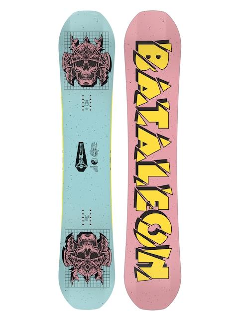 Snowboard Bataleon Blow (pink/yellow)