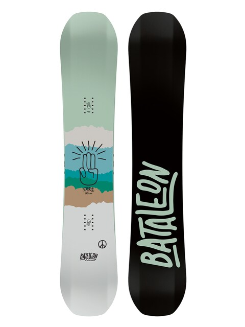 Snowboard Bataleon Spirit Wmn (black/mint)