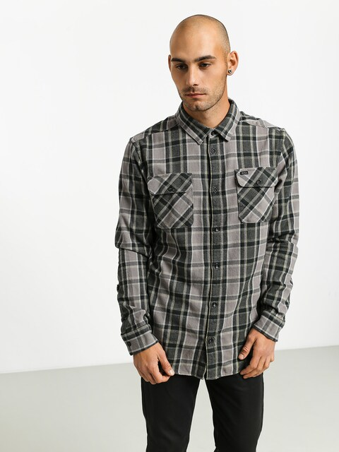 Košile RVCA Thatll Work Flannel (smoke)