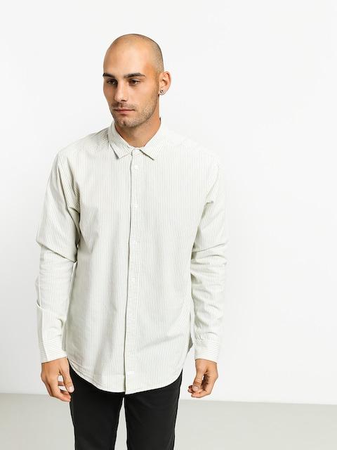 Košile RVCA Hi Grade Ls (silver bleach)