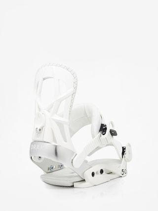 Snowboardovu00e9 vu00e1zu00e1nu00ed Drake Fifty (white)