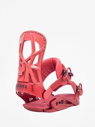 Snowboardovu00e9 vu00e1zu00e1nu00ed Drake Fifty (bloody red)