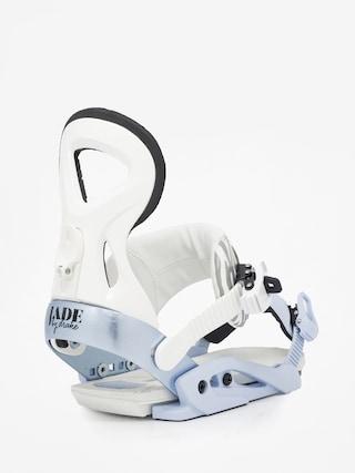 Snowboardovu00e9 vu00e1zu00e1nu00ed Drake Jade Wmn (white/blue)