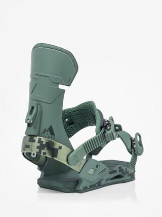 Snowboardovu00e9 vu00e1zu00e1nu00ed Drake Reload (green camo)